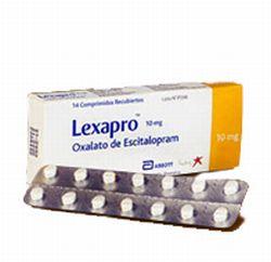 lexapro tablets