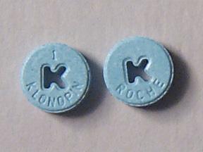 klonopin tablets