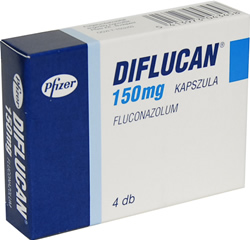 diflucan tablets package