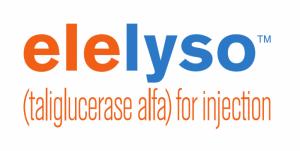 Elelyso injection logo