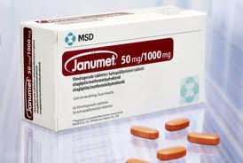 janumet pills package