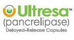 Ultresa pancrelipase logo