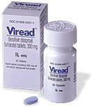 Viread Tablets