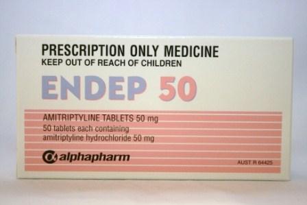 Endep Amitriptyline Bad Drug