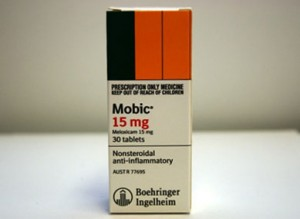 mobic tablets and package