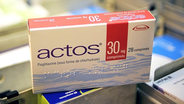 actos package and bladder cancer warnings