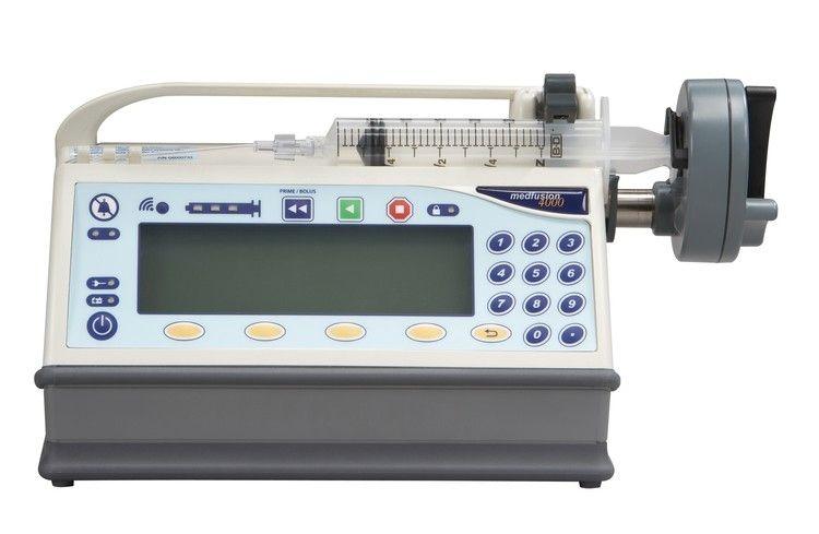 Medfusion syringe pump 4000 recall